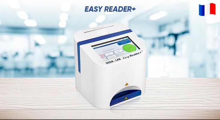 Easy Reader el lector de pruebas Rapidas de VEDALAB